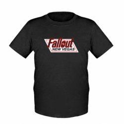 Детская футболка Fallout New Vegas - FatLine