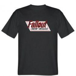 Мужская футболка Fallout New Vegas - FatLine