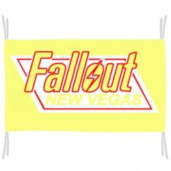 Флаг Fallout New Vegas