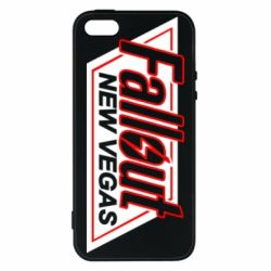 Чохол для iphone 5/5S/SE Fallout New Vegas