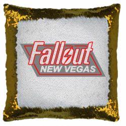 Подушка-хамелеон Fallout New Vegas