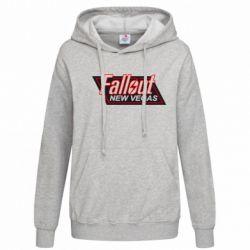 Женская толстовка Fallout New Vegas - FatLine