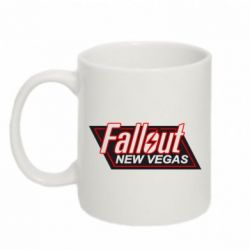 Кружка 320ml Fallout New Vegas - FatLine