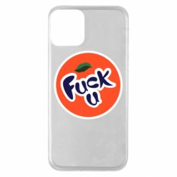 Чохол для iPhone 11 fanta fucku
