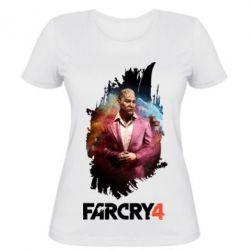 Жіноча футболка far cry 4 Pagan Min