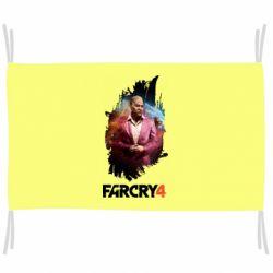 Прапор far cry 4 Pagan Min