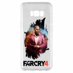 Чохол для Samsung S8+ far cry 4 Pagan Min
