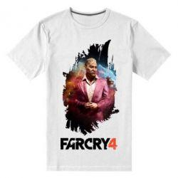 Чоловіча стрейчева футболка far cry 4 Pagan Min