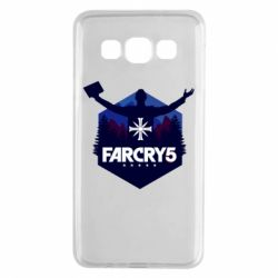 Чохол для Samsung A3 2015 Far cry 5 silhouette Joseph Seed