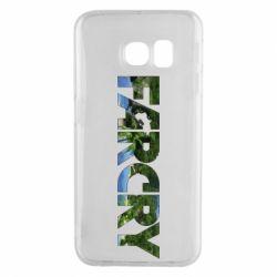 Чехол для Samsung S6 EDGE Far Cry Island