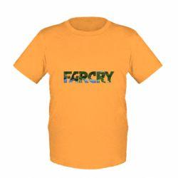 Детская футболка Far Cry Island