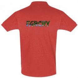 Мужская футболка поло Far Cry Island