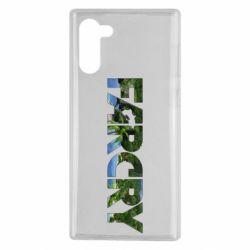Чехол для Samsung Note 10 Far Cry Island