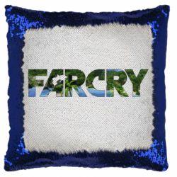 Подушка-хамелеон Far Cry Island