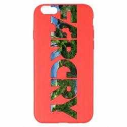 Чехол для iPhone 6 Plus/6S Plus Far Cry Island