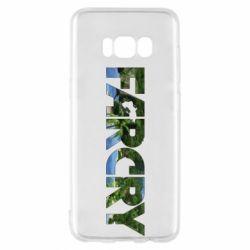 Чехол для Samsung S8 Far Cry Island