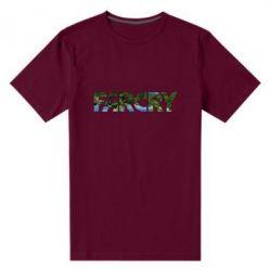 Мужская стрейчевая футболка Far Cry Island