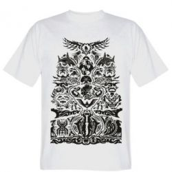 Чоловіча футболка Far cry tattoo
