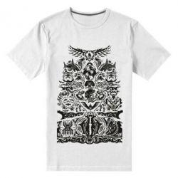 Чоловіча стрейчева футболка Far cry tattoo