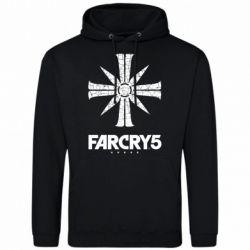 Чоловіча толстовка FarCry 5 logo