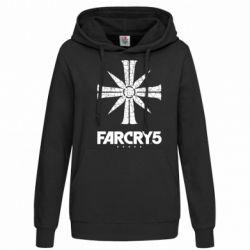 Толстовка жіноча FarCry 5 logo