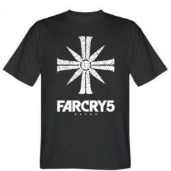 Чоловіча футболка FarCry 5 logo