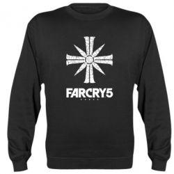 Реглан (світшот) FarCry 5 logo