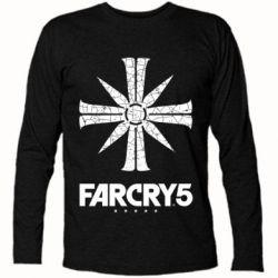Футболка з довгим рукавом FarCry 5 logo