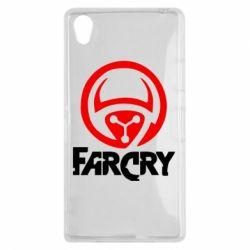 Чехол для Sony Xperia Z1 FarCry LOgo - FatLine