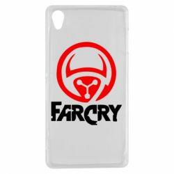 Чехол для Sony Xperia Z3 FarCry LOgo - FatLine
