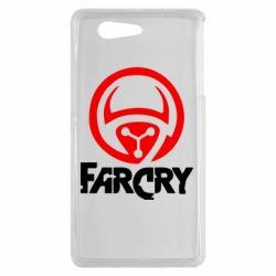 Чехол для Sony Xperia Z3 mini FarCry LOgo - FatLine