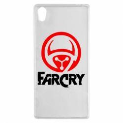 Чехол для Sony Xperia Z5 FarCry LOgo - FatLine