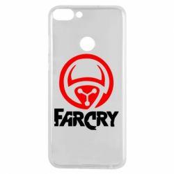 Чехол для Huawei P Smart FarCry LOgo - FatLine