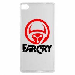 Чехол для Huawei P8 FarCry LOgo - FatLine