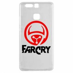 Чехол для Huawei P9 FarCry LOgo - FatLine