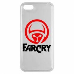 Чехол для Huawei Y5 2018 FarCry LOgo - FatLine