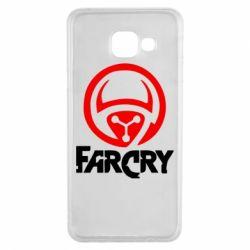 Чехол для Samsung A3 2016 FarCry LOgo - FatLine