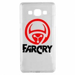 Чехол для Samsung A5 2015 FarCry LOgo - FatLine