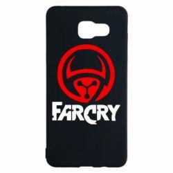 Чехол для Samsung A5 2016 FarCry LOgo - FatLine