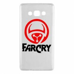 Чехол для Samsung A7 2015 FarCry LOgo - FatLine