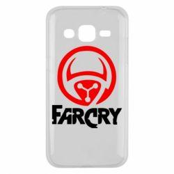Чехол для Samsung J2 2015 FarCry LOgo - FatLine
