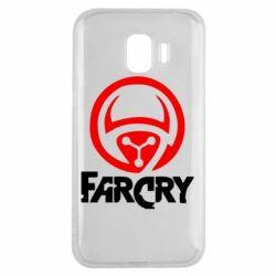 Чехол для Samsung J2 2018 FarCry LOgo - FatLine