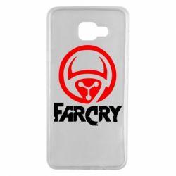 Чехол для Samsung A7 2016 FarCry LOgo - FatLine
