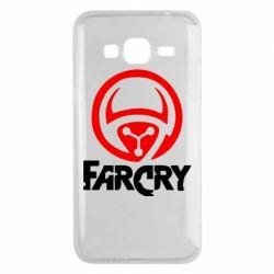 Чехол для Samsung J3 2016 FarCry LOgo - FatLine