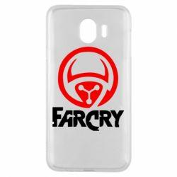 Чехол для Samsung J4 FarCry LOgo - FatLine