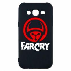 Чехол для Samsung J5 2015 FarCry LOgo - FatLine