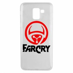 Чехол для Samsung J6 FarCry LOgo - FatLine
