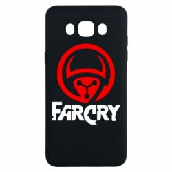 Чехол для Samsung J7 2016 FarCry LOgo - FatLine