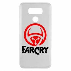 Чехол для LG G6 FarCry LOgo - FatLine