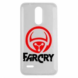 Чехол для LG K7 2017 FarCry LOgo - FatLine